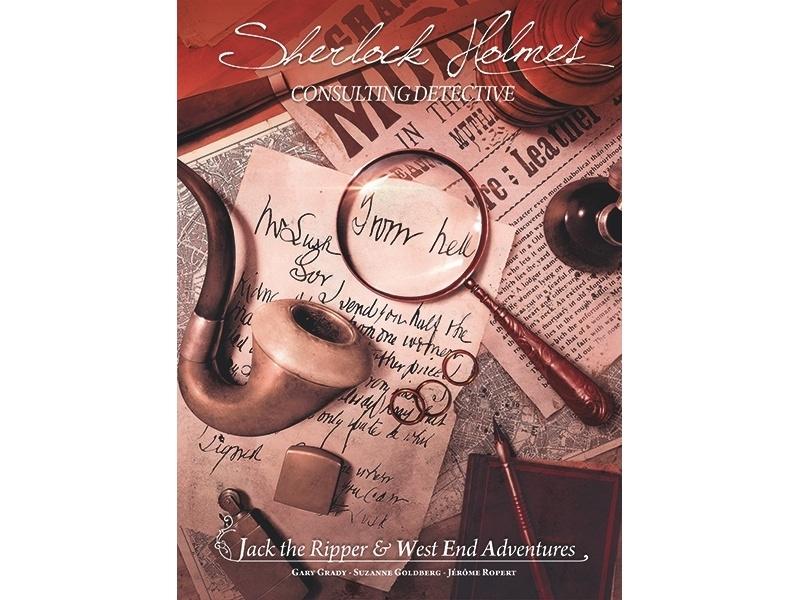 Sherlock holmes c i jack lo squartatore portici napoli - Sherlock holmes gioco da tavolo ...