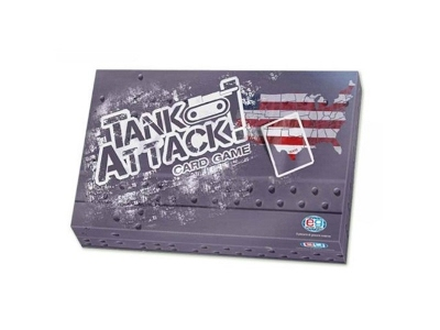 Tank Attack! Card Game