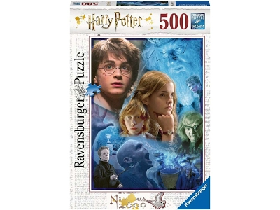 Puzzle Harry Potter in Hogwarts  500 pezzi