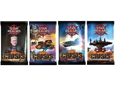 Star Realms Crisis Espansione